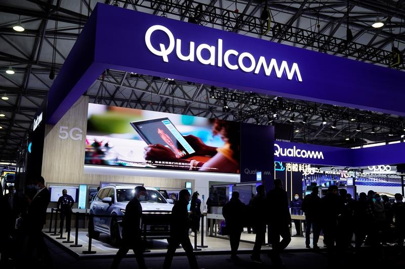 Qualcomm struggles to meet chip demand as shortage spreads to phones