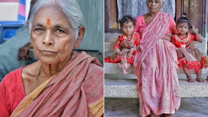 'I had twins at 73 – then my husband died' says devastated 'world's oldest mum'