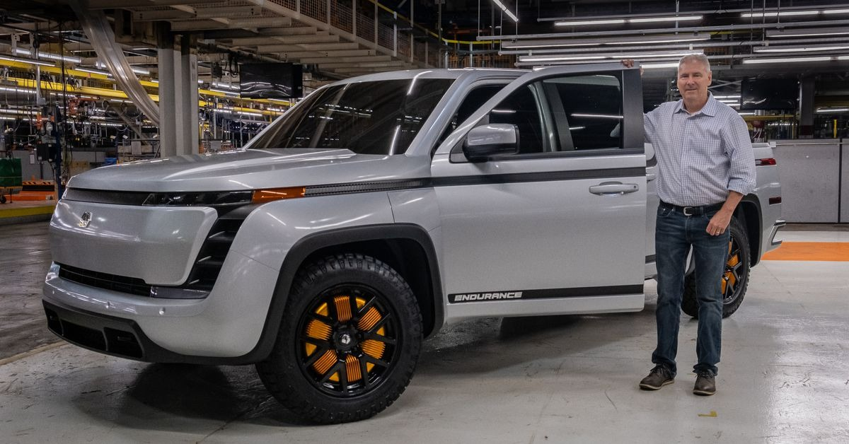 Lordstown Motors probed by SEC for allegedly misleading investors